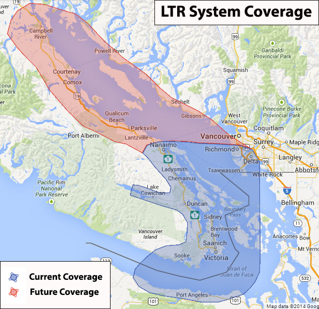 LTR coverage