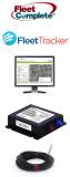 Fleetcomplete- GPS Fleet Tracking